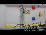 День учителя школа № 8 2012 год песня в исполнении Алексея Полковникова.
