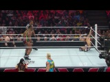 WWE Monday Night RAW 08.04.2013 (HD 720p) (русская версия от 545TV) часть 1/3